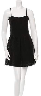 Band Of Outsiders Bayla Mini Dress