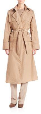 Ralph Lauren Collection Vanessa Trench Coat $2,990 thestylecure.com