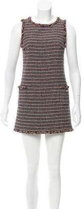 Chanel Lesage Tweed Mini Dress