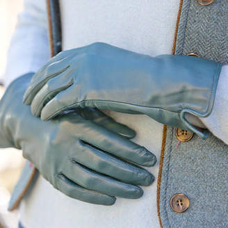 e7154c718 Southcombe Gloves Eve. Women's Silk Lined Leather Gloves