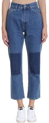 Golden Goose Komo Mid-rise Jeans