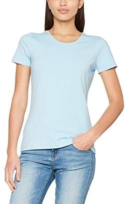 Fruit of the Loom Women's Crew Neck T Lady-Fit T-Shirt