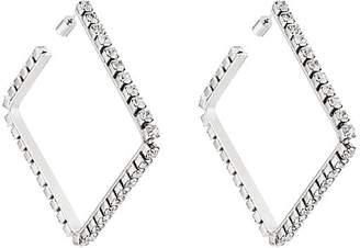 Area Women's Square Hoop Earrings