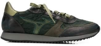 Mizuno Naos lace-up sneakers