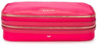 Anya Hindmarch zipped make-up bag