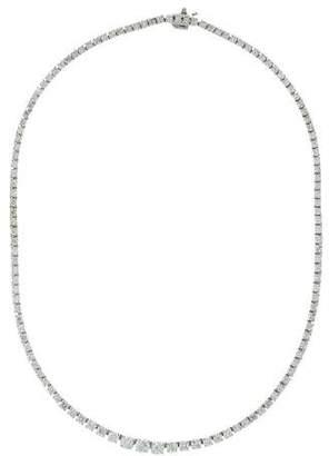 Riviera 18K Diamond Necklace