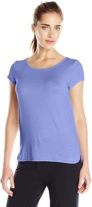 Calvin Klein Women's Short Sleeve Pajama Top