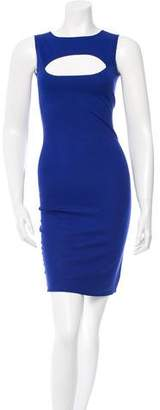 DSQUARED2 Sleeveless Cutout Dress