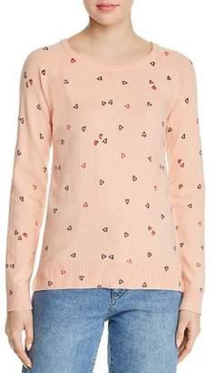 Scotch & Soda Heart Patterned Sweater
