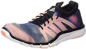 adidas Core Grace Women Laufschuhe, Women's Competition Running Shoes, Multicolor (Core Schwarz/Running Weiß/Sun Glow Orange), (40 EU)