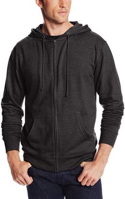 MJ Soffe Soffe Men's French Terry Zip Hooded Sweatshirt
