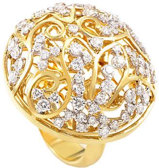 Fratelli Heritage Lani Lani 18K 1.77 Ct. Tw. Diamond Ring