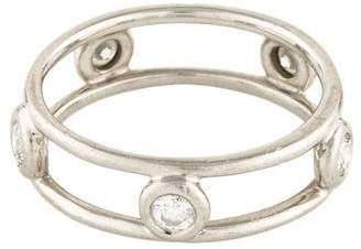 Tiffany & Co. Platinum Diamonds by the Yard Ring