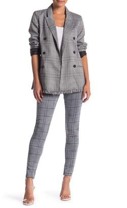 Romeo & Juliet Couture Plaid Skinny Pants