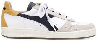 Diadora low top perforated sneakers