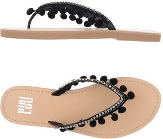Bibi Lou Toe strap sandals - Item 11346160AH