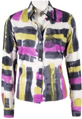 agnès b. Multicolour Cotton Tops