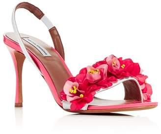 6630c7a2db5c Tabitha Simmons Women s Follie Embellished Color-Block High-Heel Sandals