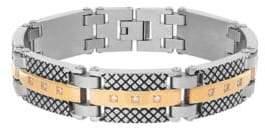 Lord & Taylor Layered Link Bracelet