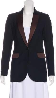 By Malene Birger Structured Long Sleeve Blazer
