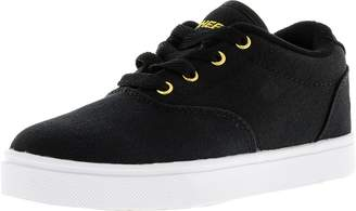 Heelys Launch Ankle-High Canvas Fashion Sneaker - 4M