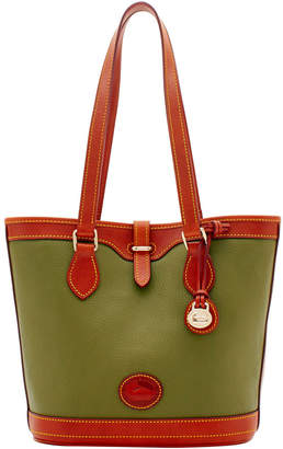 Dooney & Bourke All Weather Leather 2 Bucket Bag