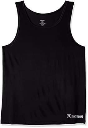 Stacy Adams Men's Big and Tall Tank Top