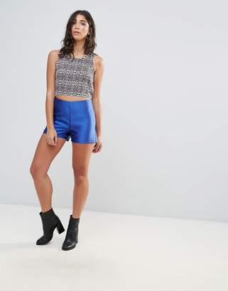 Glamorous Satin Shorts