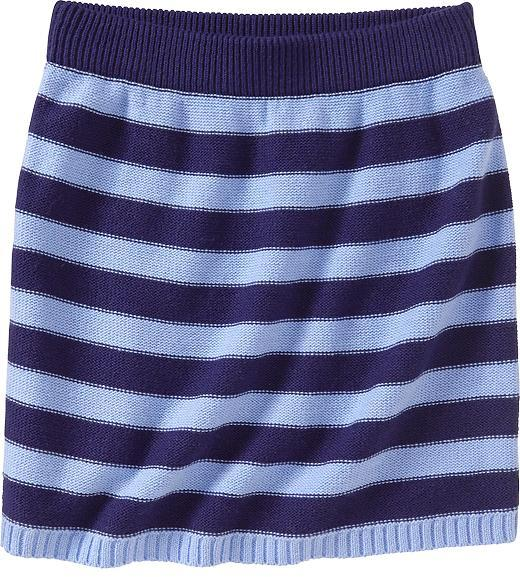 Old Navy Girls Patterned Sweater-Knit Tube Skirts