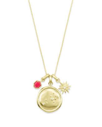 Kendra Scott July Leo Charm Necklace Set
