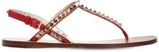 Valentino 10mm Rockstud No Limit Leather Sandals