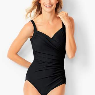 Talbots Miraclesuit(R) Sanibel One-Piece - Solid