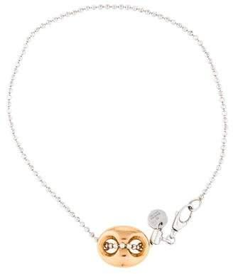 Gucci 18K Marina Charm Bracelet