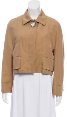 Marni Embellished Cropped Jacket