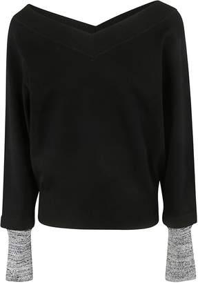 Sportmax V-neck Sweater