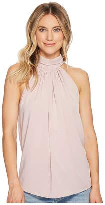 Bishop + Young Tie Neck Top Women's Clothing