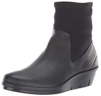Ecco Women's Skyler Gore-TEX Ankle Boot Black Stretch