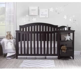 Sorelle Berkley 4-in-1 Convertible Crib and Changer