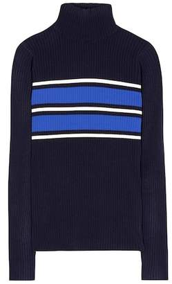 Tory Sport Tech Knit turtleneck sweater