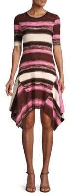 Opening Ceremony Delta Striped Shift Dress