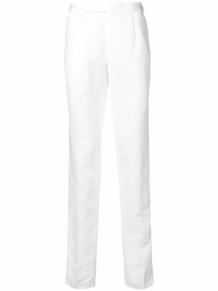 Incotex belted trousers
