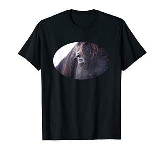 Horse Brown Eye Closeup T-Shirt