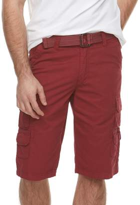 DAY Birger et Mikkelsen Rawx Men's RawX Regular-Fit Belted Cargo Shorts