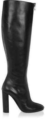 Tom Ford Leather Knee Boots