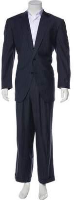 Luigi Bianchi Mantova Wool Two-Piece Suit