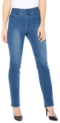 ST. JOHN'S BAY Straight Fit Straight Leg Jeans - Tall