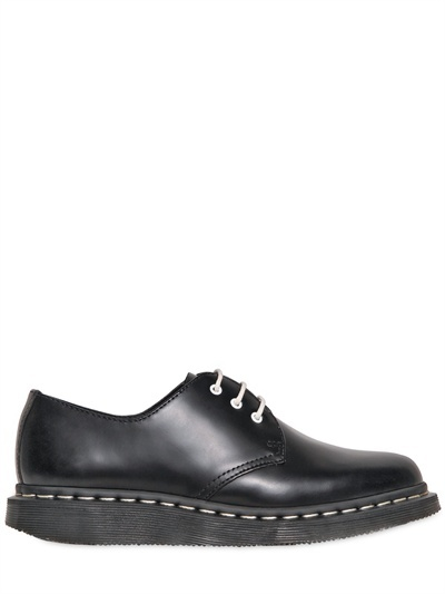 Dr. Martens 30mm Core Brushed Leather