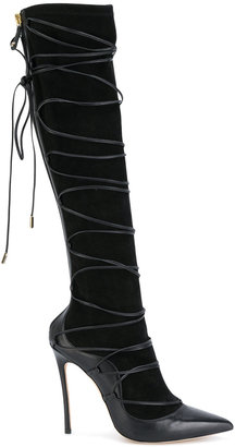 knee high Riri boots