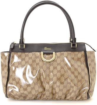 Gucci GG Crystal Tote - Vintage