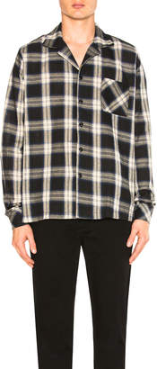 Rhude Pajama Shirt